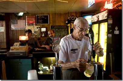 95 year old bartender